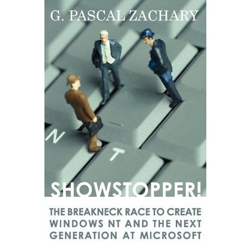 showstopper cover