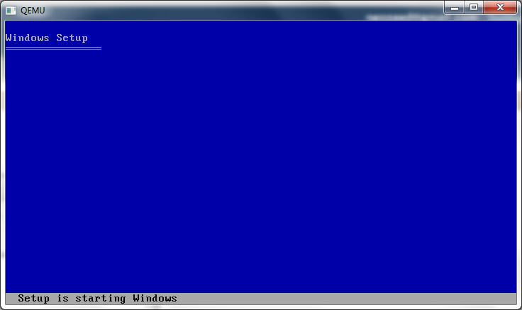 qemu 0.14.0 windows 2003 x64