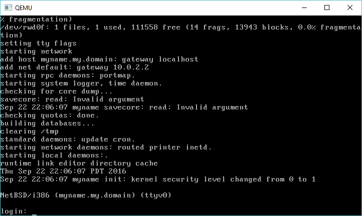 Netbsd 71 officially released with some news