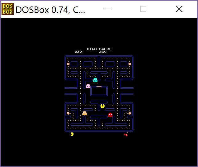 DOSBox | Fun with virtualization