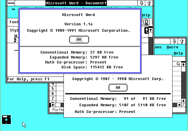 Windows/386 | Fun with virtualization